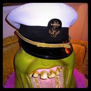 Bernard Caps Military Navy Captian Hat